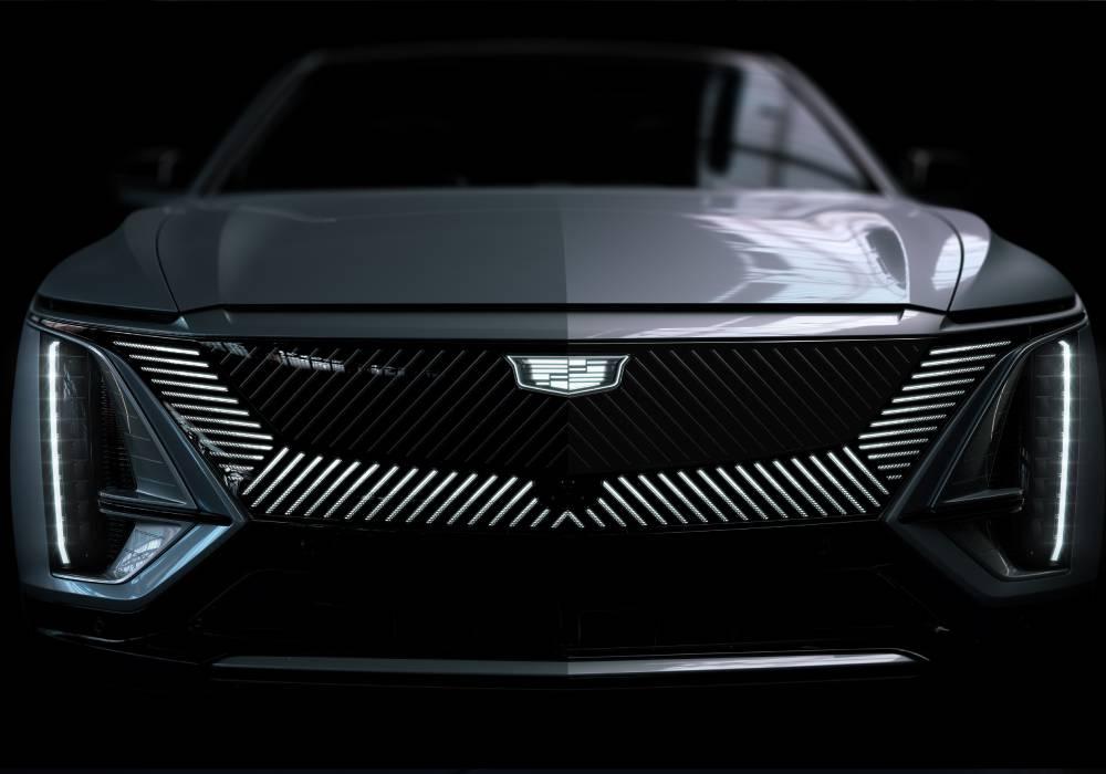 كاديلاك تكشف لأول مرة عن سيارة المستقبل الكهربائية..