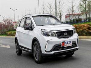 جيلي الصينية تستعد لطرح منافس كبير لسيارات كيا وهونداي